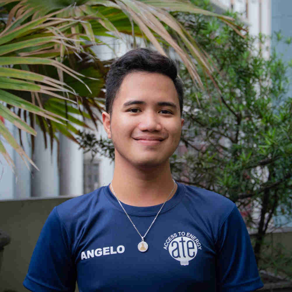Angelo Medrero Admin officer ATECO