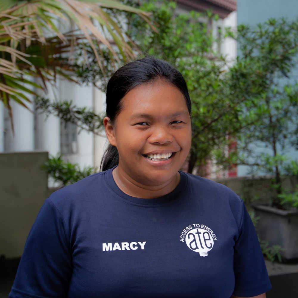 Marcelina Delosantos - Portefolio Officer