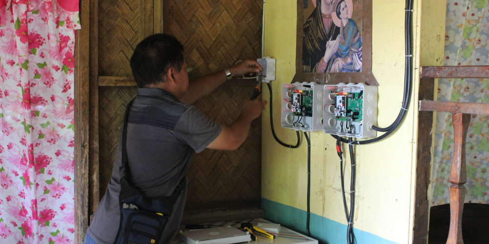 Solution - smart grid